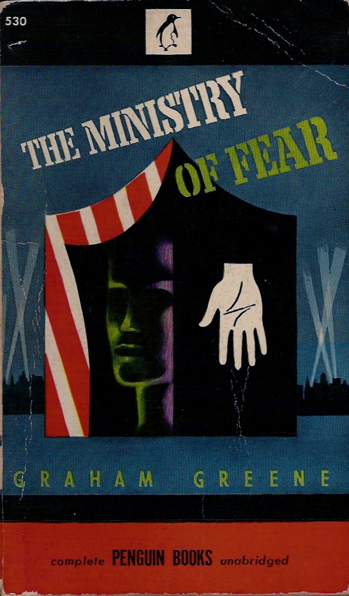 Ministry of Fear 1946