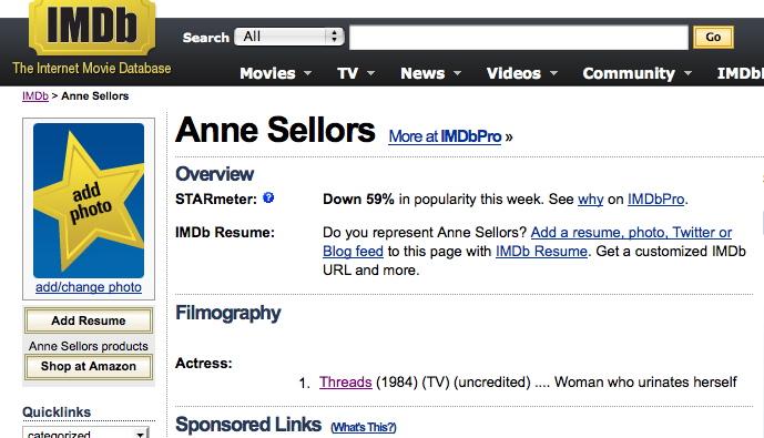 Anne Sellors
